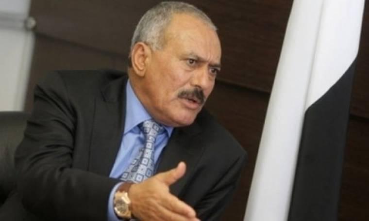 """Υεμένη: """"Τραυματίας"""" ο πρόεδρος Σάλεχ"""