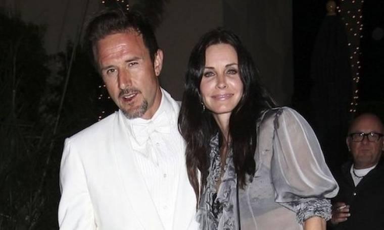 Courteney Cox-David Arquette: Το πιο ευτυχισμένο... μη ζευγάρι του Χόλιγουντ