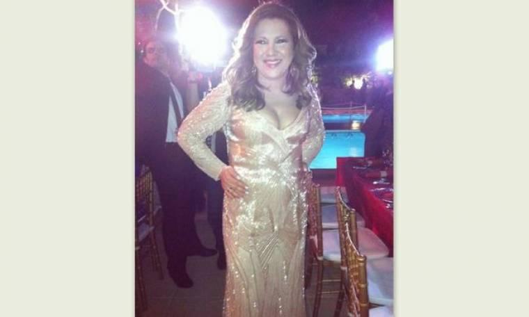 Video: Όλα όσα έγιναν στη χθεσινή γαμήλια δεξίωση της Δέσποινας Μοιραράκη στο Ekali Club