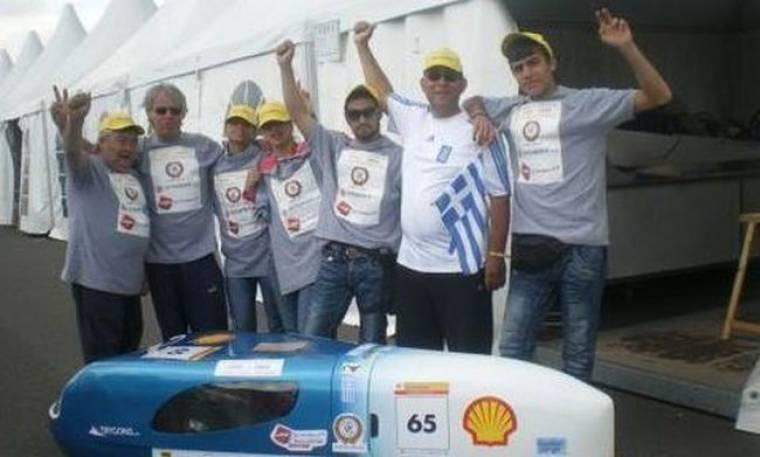Οι Ελληνες που νίκησαν τη Ferrari!