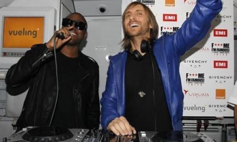 Μια ιπτάμενη... ντίσκο με DJ τον Ντέιβιντ Γκέτα