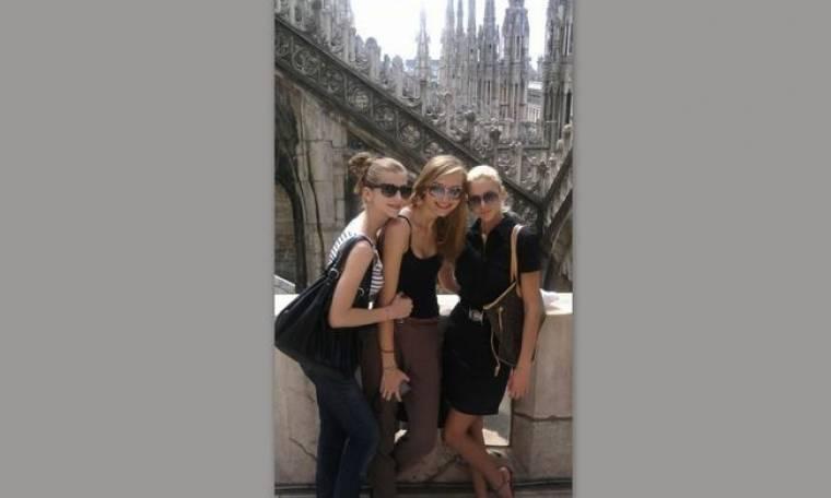 Η περιπέτεια της Ρίας Αντωνίου στο Μιλάνο