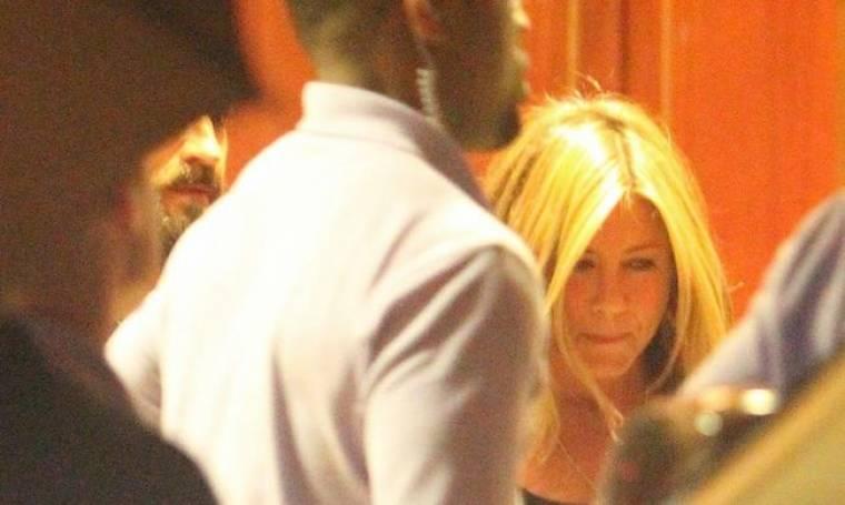Jennifer Aniston-Justin Theroux: Τελικά είναι ζευγάρι;