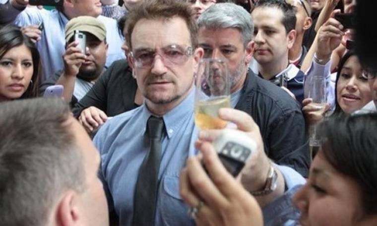 Προβλήματα για τους U2 στο Glastonbury