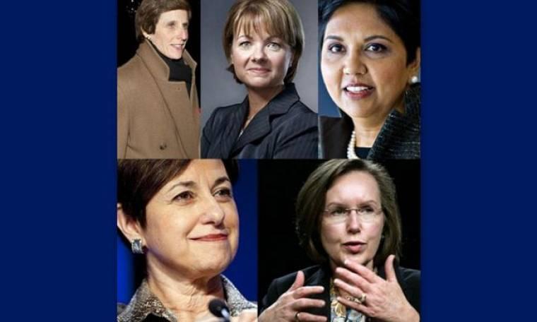 Οι 5 πιο επιτυχημένες γυναίκες του πλανήτη