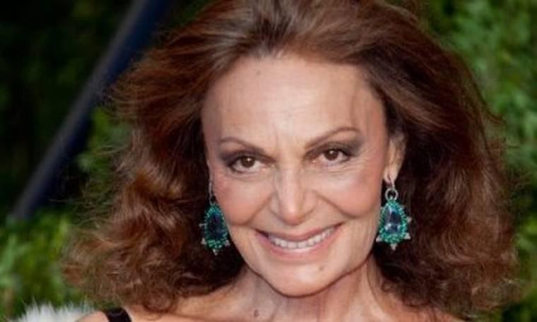Μαμά θέλω Diane von Furstenberg