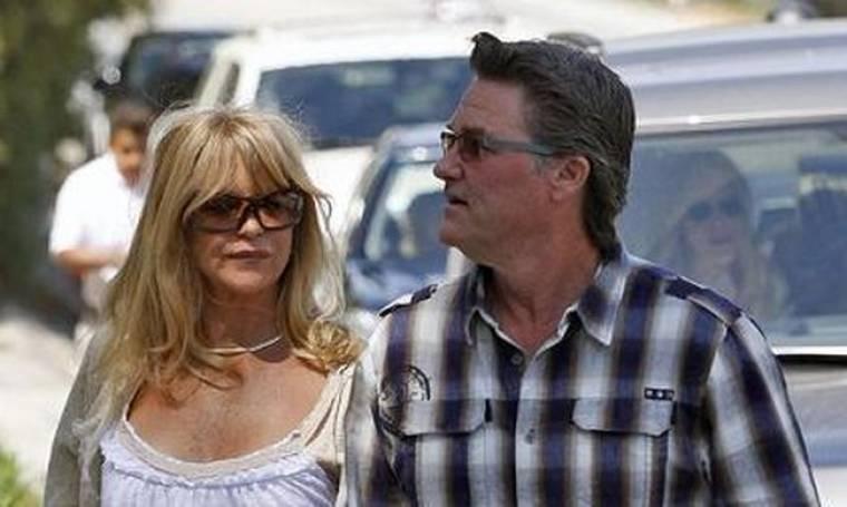 Κέρτ Ράσελ- Γκόλντι Χόοουν: Βόλτες με φουσκωτό στη Σκιάθο!