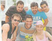 Ο Ουγγαρέζος και οι πρωταγωνιστές από τη «Ζωή της άλλης» πήραν τις τσουγκράνες!