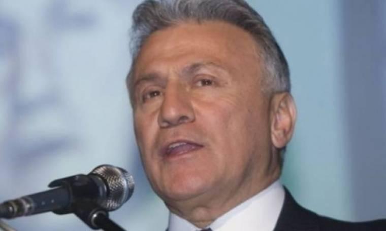 Σε προσωρινή αργία ο Π. Ψωμιάδης