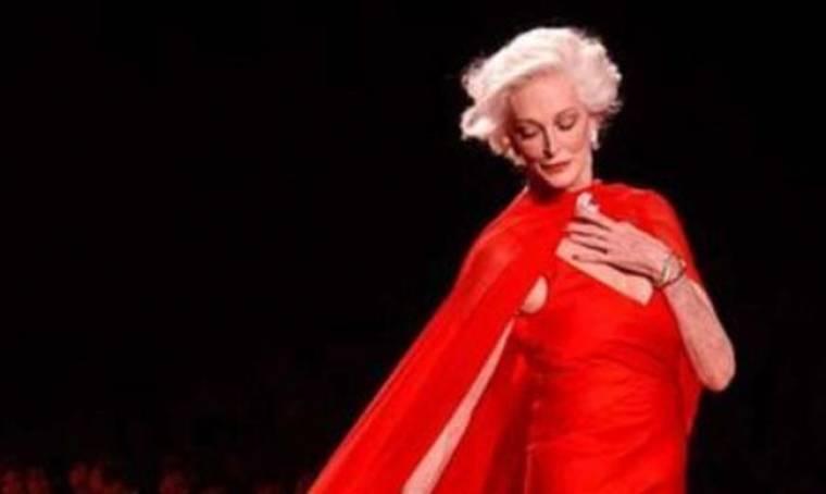 Κάρμεν Ντελ Ορεφίς: Μοντέλο ετών 80!