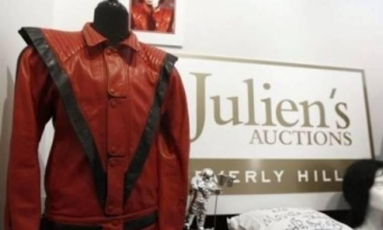 Σε δημοπρασία το θρυλικό σακάκι του Michael Jackson