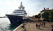 Το γιοτ του Abramovich «έκρυψε» την Βενετία!