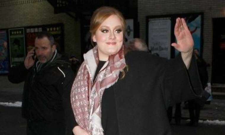 Πρώτο κρούσμα κούρασης για την Adele