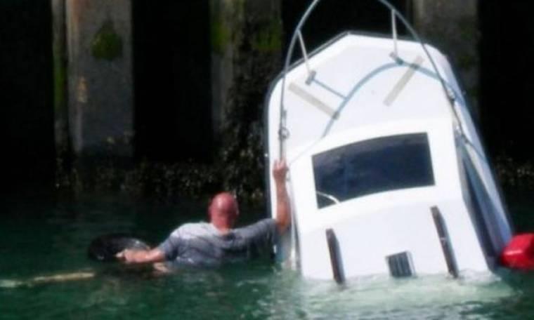 Ονόμασε το σκάφος του «Τιτανικό 2» και… βυθίστηκε!