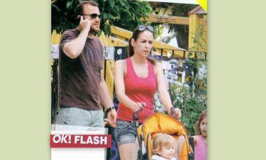 Τόνι Δημητρίου: Στην Γλυφάδα με τα παιδιά του