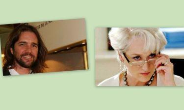 Βλάσσης Χολέβας: Μιλάει για την Meryl Streep