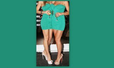 Ουπς! Δυο γνωστές Ελληνίδες με το ίδιο φόρεμα!