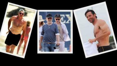 Έρχονται στη Μύκονο Harisson Ford... Hugh Jackman και Steven Spielberg (nasos blog)