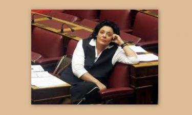 Λιάνα Κανέλλη: «Βαριέμαι συνεχώς στη Βουλή»