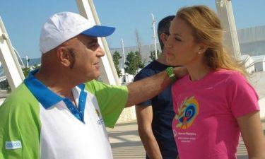 Βίκυ Καγιά: «Συμμετέχουμε όλοι αφιλοκερδώς στην διοργάνωση των Special Olympics»