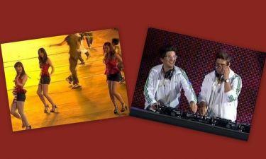 Video: Wonder Girls και Playmen στην τελετή λήξης των Special Olympics