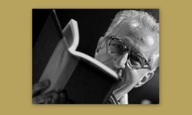 Κωνσταντίνος Τζούμας: «Δεν μου περνάει από το μυαλό η σύνταξη»