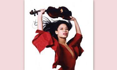 Vanessa Mae: Η βασίλισσα του βιολιού στο Ηρώδειο