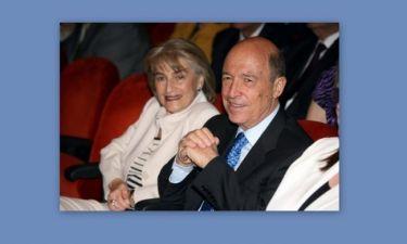 Κώστας Σημίτης: Διακοπές στην Ελούντα με τη σύζυγο του