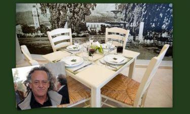 """Ο Νίκος Καλογερόπουλος κάνει κριτική στο εστιατόριο """"Θάμα"""""""