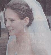 Σε ποιο εφοπλιστικό γάμο πήγε η Μενεγάκη με τον Παντζόπουλο; (φωτό)