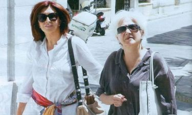 Ντενίση-Δουκάκη: Συνάντηση στην Σύρο πριν την χειμερινή τους συνεργασία