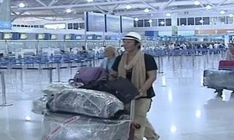 Ο Κωστέτσος έχασε τις βαλίτσες του