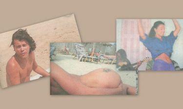 Ο Ψινάκης, ο γυμνισμός και η Μπάρμπα σε κέφια
