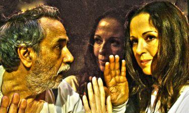 Καράντη- Αρζόγλου: Θεατρική συνύπαρξη με κείμενα του Μπέκετ