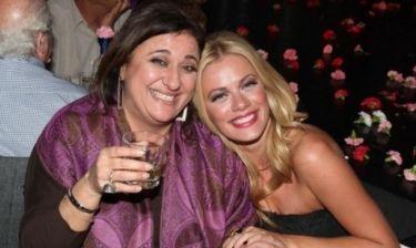 Ελισάβετ Κωνσταντινίδου: «Θα ήθελα κι εγώ στην ηλικία της Ζέτας να ήμουν τόσο επιτυχημένη»