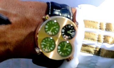 Σε ποιον ποδοσφαιριστή ανήκει αυτό το… ρολόι;
