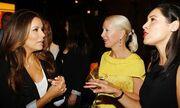 Η Eva Longoria επιβλέπει την κατάσταση στο Beso