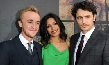 James Franco - Freida Pinto: Στην πρεμιέρα του Rise of the Planet of the Apes