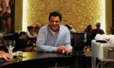 Γιώργος Παρτσαλάκης: Μιλάει για το εστιατόριό του