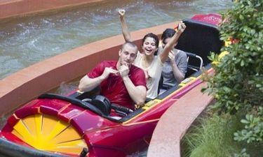 Selena Gomez: Μικρή διακοπή για διασκέδαση