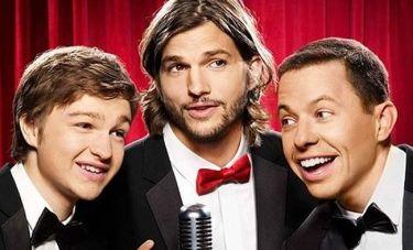 Οι υπερβολές του Ashton Kutcher στα πλατό του Two And A Half Men