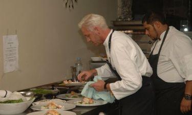 Φωτογραφίες από τη νέα ζωή του νικητή του «Top Chef»