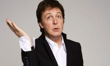Ο Paul McCartney στην τελετή έναρξης των Ολυμπιακών Αγώνων του 2012