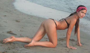 Η νέα σέξι φωτογράφηση της Άννας Διαμαντοπούλου!