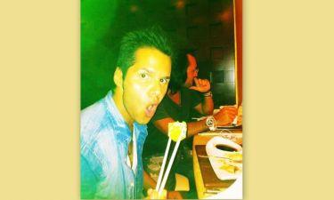 Ο Τσαλίκης και το sushi  του