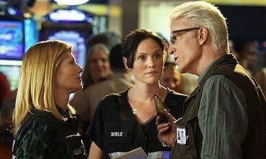 Η πρώτη εμφάνιση του Ted Danson στο CSI
