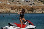 Στέλλα Γιαμπουρά: Σέξι on the beach