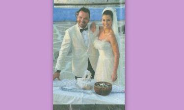 Το γαμήλιο ταξίδι των Τούρκων ηθοποιών στη Λέρο