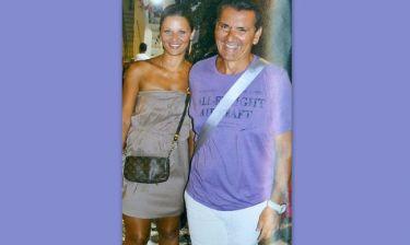 Γιώργος Θαναηλάκης: Στη Μύκονο με τη σύζυγό του