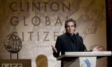 Μπεν Στίλερ- Μπιλ Κλίντον: Διοργανώνουν έρανο για την Αϊτή